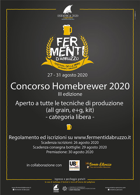Fermenti d'Abruzzo - Concorso 2020